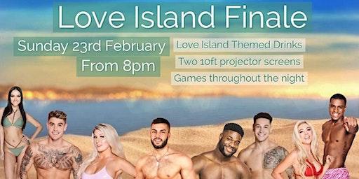 Love Island  Winter Finale