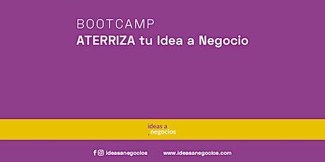 BOOTCAMP: Ideas a Negocios. Taller para la comunidad latina en NY boletos