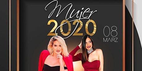 Mujer 2020 tickets