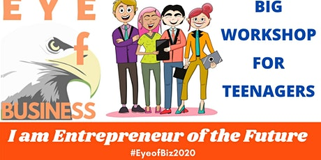 Eye of Biz tickets