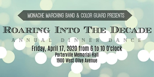 Roaring into the Decade Dinner Dance