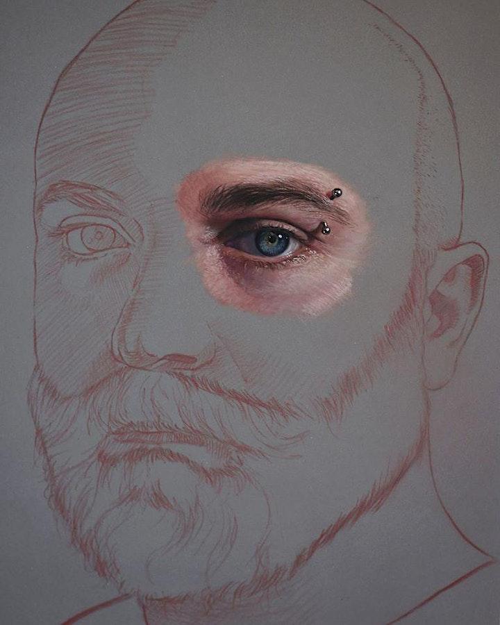Immagine Workshop di RITRATTO A PASTELLO con Luca Tedde