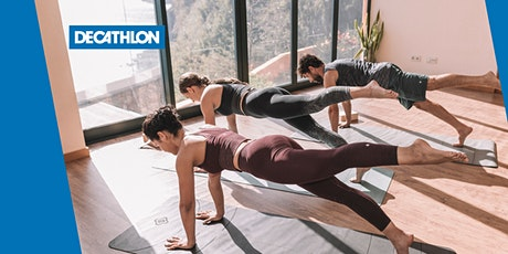 Free AcroYoga Classes at Decathlon Potrero! tickets