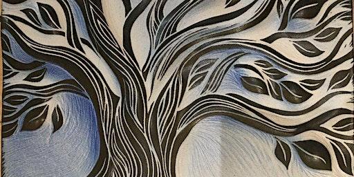 Sgraffito Clay Tile Workshop