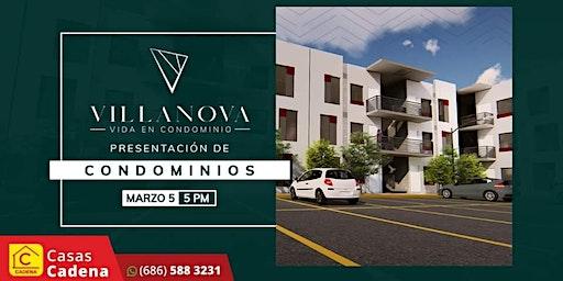 Presentación de Condominios Villanova