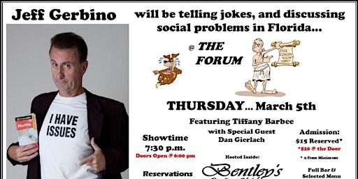The Forum Comedy Shop Show