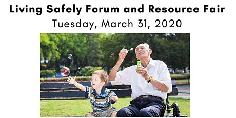 Living Safely Forum and Resource Fair tickets