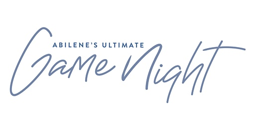 Abilene's Ultimate Game Night 2020