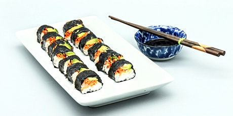 Vegan Sushi Cooking Class tickets