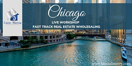 WORKSHOP - Fast Track Real Estate Wholesaling tickets