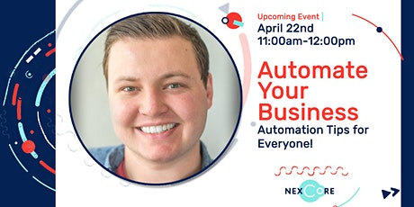 Automate Your Business W/Kevin Cohn tickets