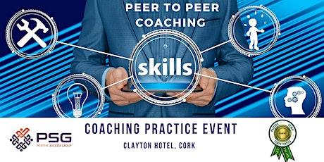 Cork - Peer to Peer Coaching - Practice Event tickets