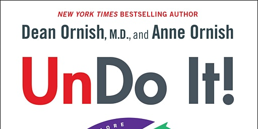 Henry Ford West Bloomfield PBNSG Small Group Book Club: UnDo It! Ornish