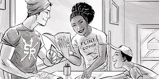 Comics, Coffee, & Conversation