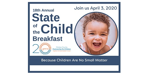 18th Annual State of the Child Breakfast
