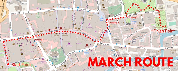 March to Reading Gaol image