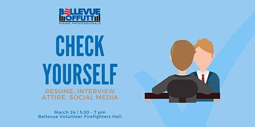 Check Yourself (Resume, Interview Attire and Social Media)