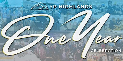 YP Highlands' One Year Celebration