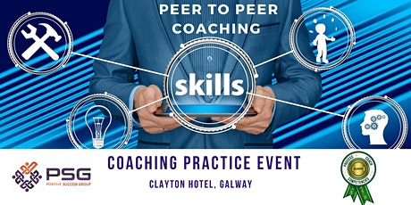 Galway - Peer to Peer Coaching - Practice Event tickets
