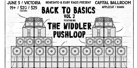 Back 2 Basics Vol. 2 Tour: The Widdler x Pushloop tickets