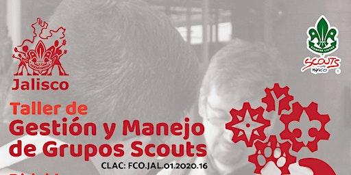 Taller  de Gestión y Manejo de Grupos Scouts