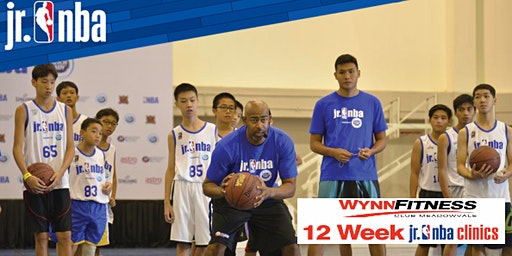 JR NBA Basketball Clinic