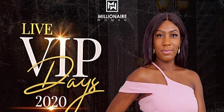 Millionaire Woman VIP Day tickets