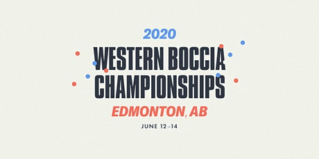 POSTPONED - Western Boccia Championships 2020 tickets