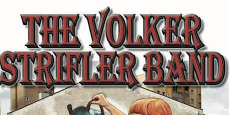The Volker Strifler Band tickets