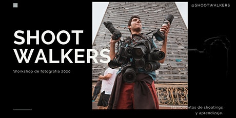Photography Workshops Monterrey (Shootwalkers Marzo 2020) boletos