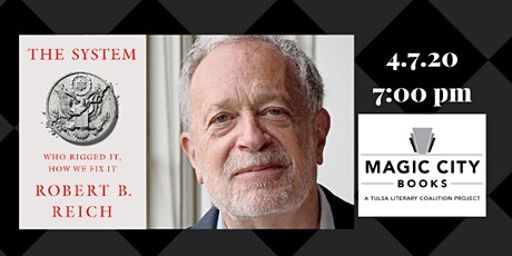 An Evening with Robert B. Reich Tickets