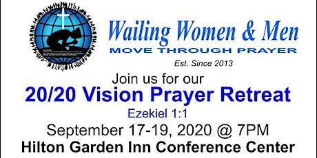 The Wailing Women and Men Prayer Retreat tickets