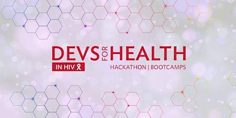 Devs for Health in HIV - accrediti biglietti