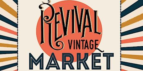 Revival Vintage Market at Almagre tickets