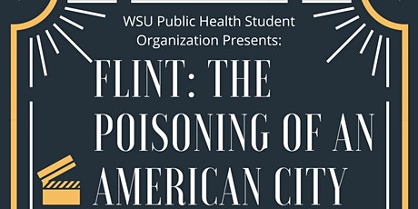 """""""Flint: The Poisoning of an American City"""" Screening and Panel Discussion tickets"""