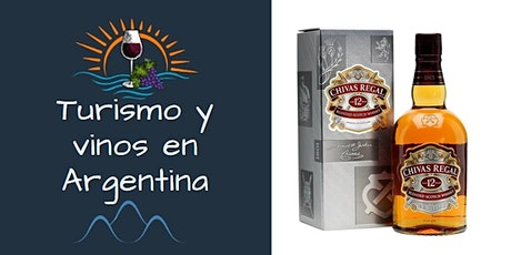 Cata y Masterclass de Blended Scotch Whisky entradas