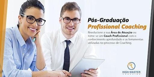Pós-graduação em Profissional Coaching - Matrícula - Fevereiro/2020