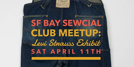 Levi Strauss Exhibit and Private Tour at CJM tickets