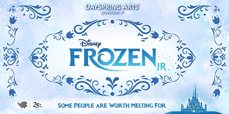 Frozen Jr (Maryland Heights) -- Saturday March 28, 3:00pm tickets