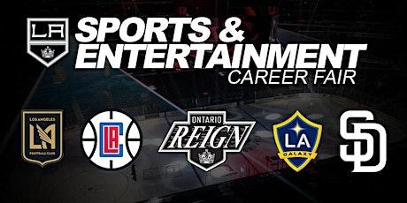 2020 LA Kings Sports & Entertainment Career Fair tickets