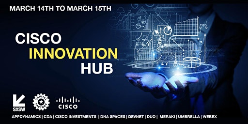 Cisco Innovation Hub @ Capital Factory House (OPEN DAILY 8:30AM - 6PM)