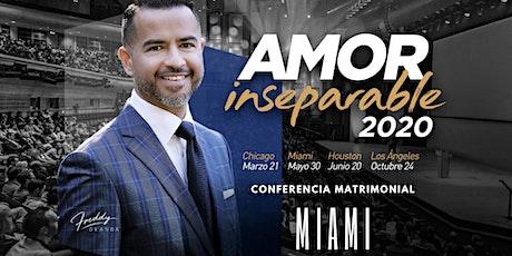 Miami 2020 - Amor Inseparable tickets
