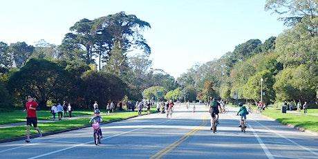 Bike Tour of Golden Gate Park's Public Art tickets