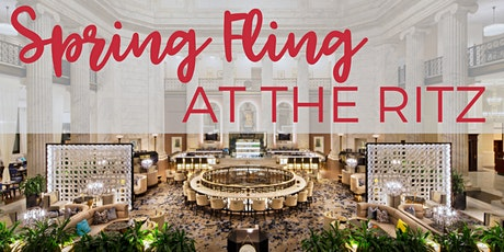 Spring Fling at the Ritz tickets
