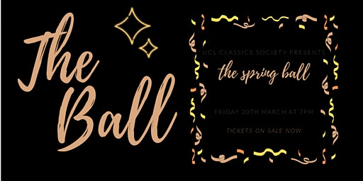 The Spring Ball