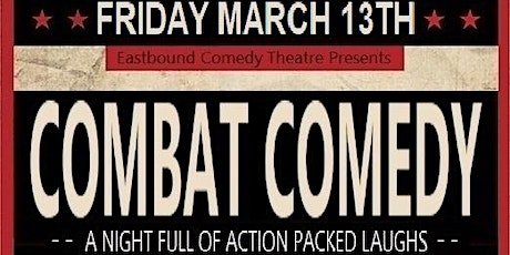 Combat Comedy - March Edition tickets