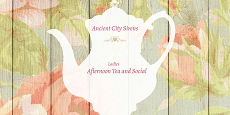 Afternoon Tea and Social tickets