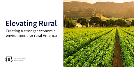 Rural Strong Small Business Event - Webinar tickets