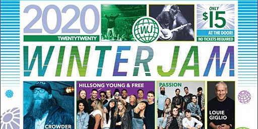 Winter Jam 2020 - Merchandise Volunteer - Lexington, KY