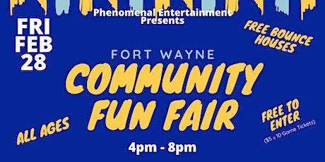 Fort Wayne Community Fun Fair tickets